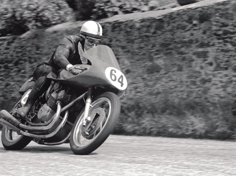 12. John Surtees later on MV Agusta