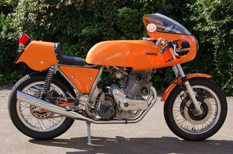 1971 Laverda 750 SFC
