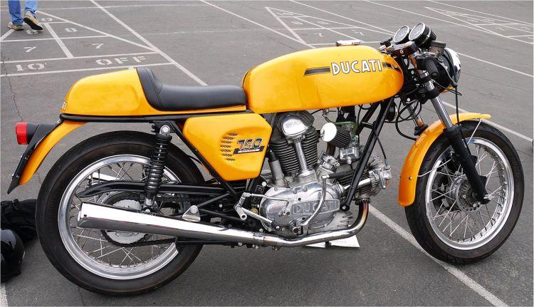 1972 Ducati 750 Sport