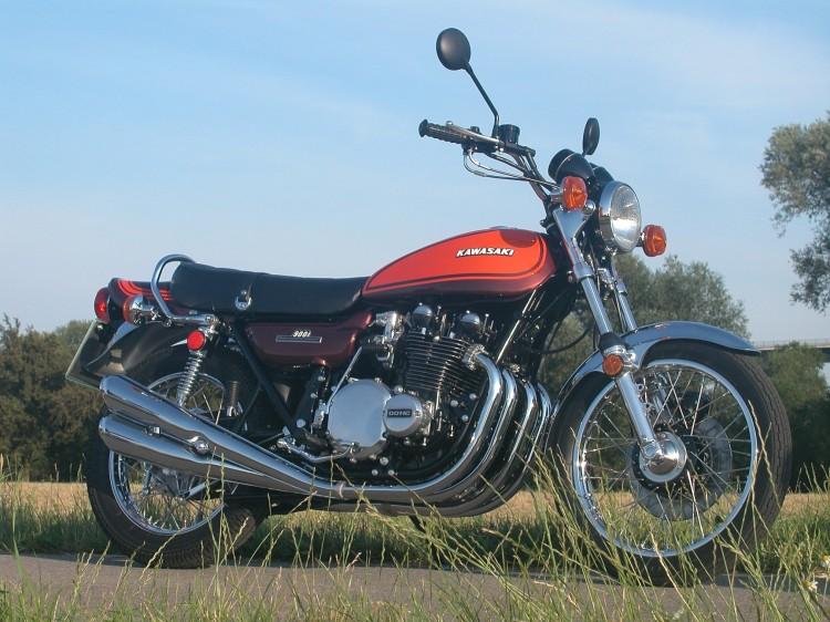 1973 Kawasaki 900 Z1
