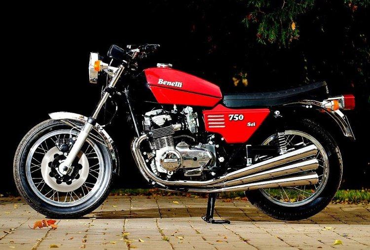 1974 Benelli 700 Sei