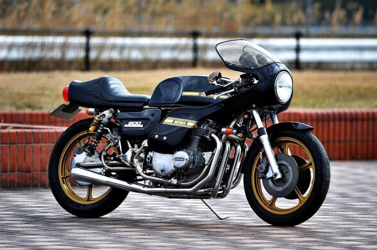 1974 Rickman Kawasaki 900 Z1