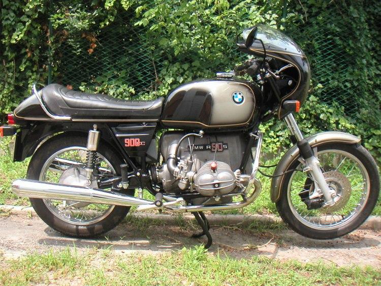 1975 BMW R90/S