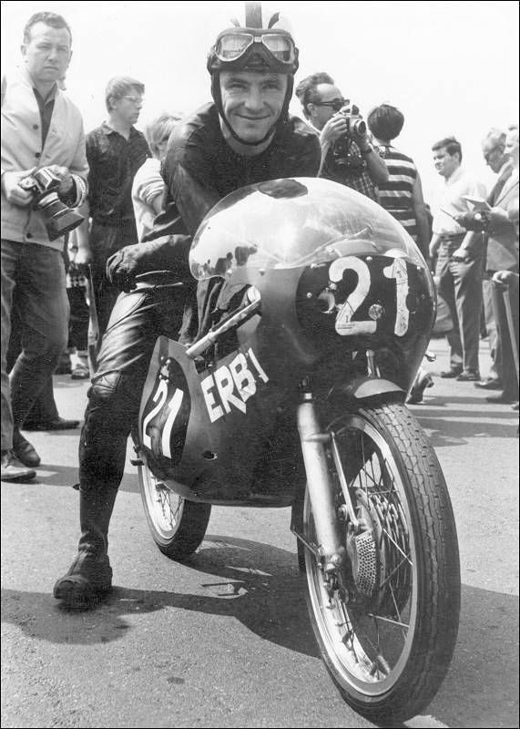24A.Angel Nieto on his Derbi 125 cc in 1970 Active racing:1964 - 1986 Teams: Derbi, Morbidelli, Kreidler, Bultaco, Minarelli, Garelli Won 10 Championships 50 cc | 1969-1970-1972-1975-1977 125 cc | 1971-1972-1979-1981-1984