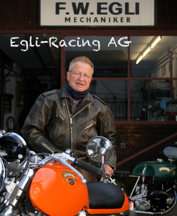 EGLI RACING AG Switzerland Parts, Service & Restoration Address: Hauptstrasse 14, 5618 Bettwil Phone: +41 (0) 56 667 23 60 (Own by Fritz Egli) Email: info@egli-racing.ch Website: www.egli-racing.ch