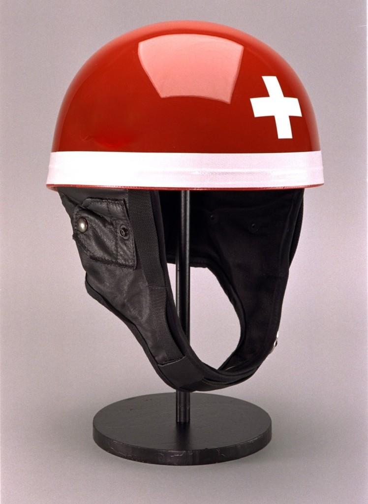Luigi Taveri (Swiss flag) Replica by Davida (document Davida)