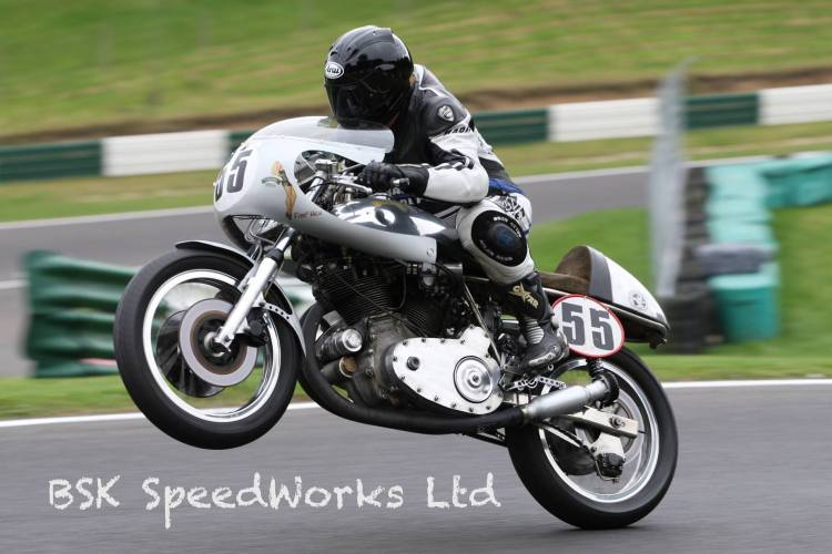BSK SpeedWorks Ltd UK (Bedfordshire) New Vincent engines built to order for road or race, Complete bikes built to order and Restoration work. Address: Double Arches Farm, Eastern Way, Leighton Buzzard, Bedfordshire LU7 9LF  Phone: +44 (0)7963907427 (Own by Ben Kingham) Email: info@bskspeedworks.co.uk Website:  www.bskspeedworks.co.uk and www.oldracer.co.uk (personal site)
