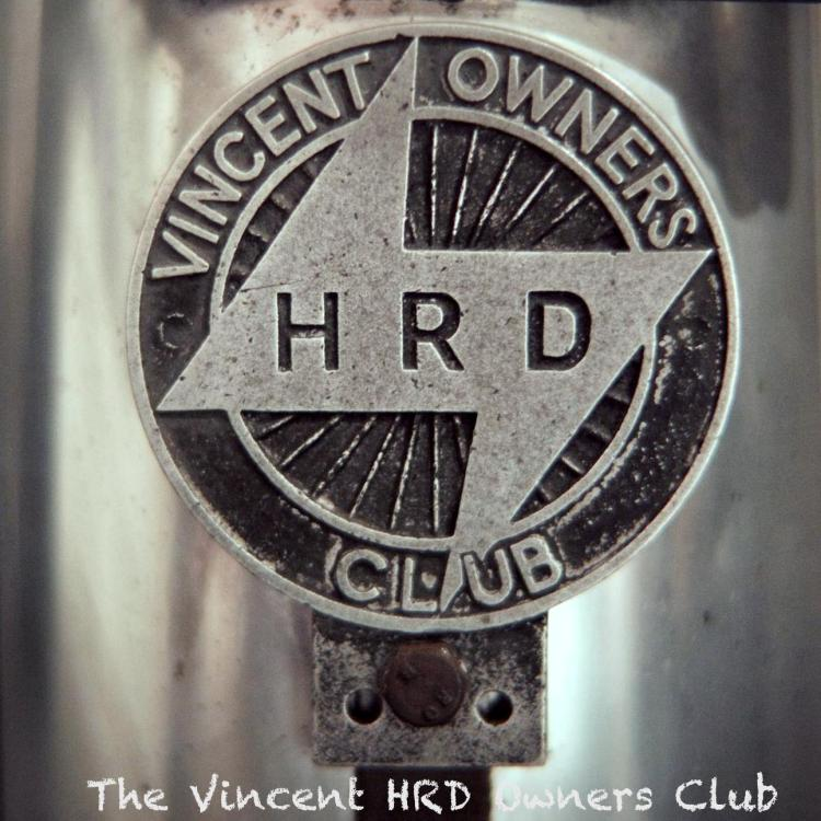 VOC  (Vincent HRD Owners Club) Multiple local affiliated sections around the world Social, Historic support… Website: www.voc.uk.com/who.php