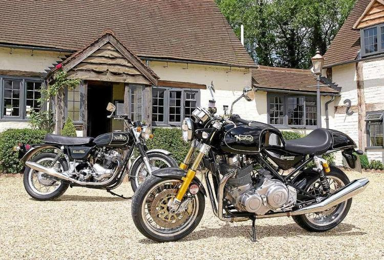 Is the Norton Commando 961 too modern for you? You really do prefer the original version?