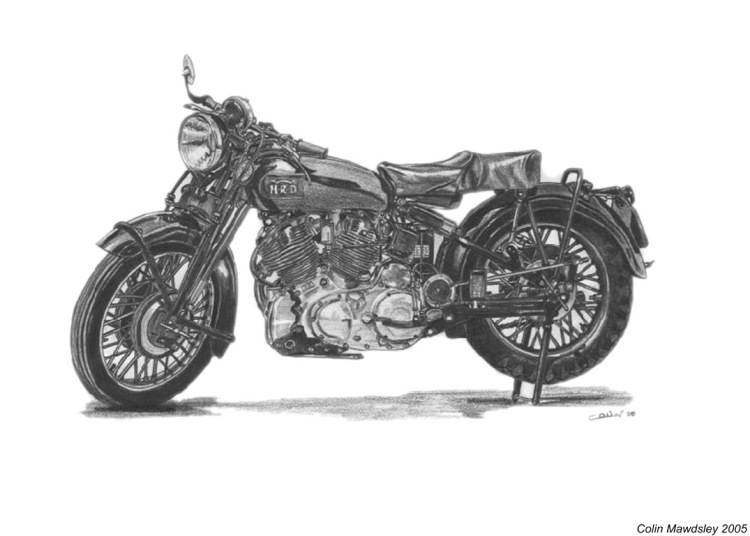 08 Classic_HRD_Vincent_by_kloggi69