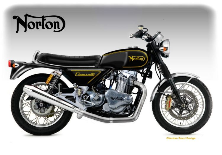 Norton Commando 961 Roadster © Oberdan Bezzi