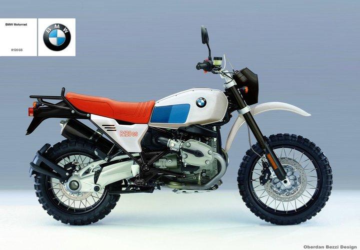 BMW R120 GS