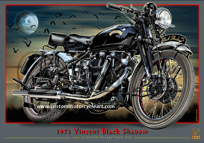 Vincent_Black_Shadow_gaston_vanzet_classic_motorcycle_art_prints