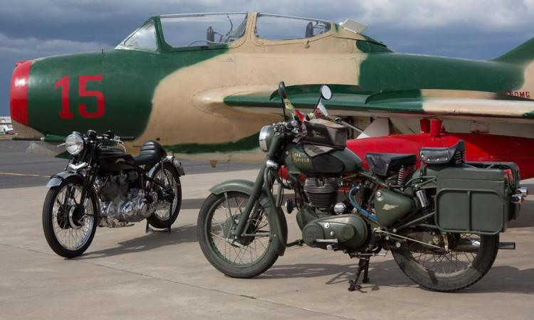 Two of the most emblematic British Motorcycles brand are now unified under the Eicher group banner.