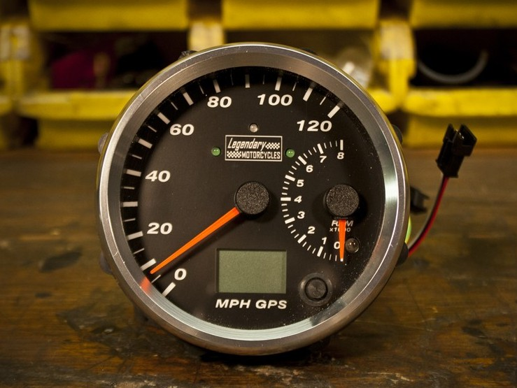 GPS Speedometer – The Egli-Vincent