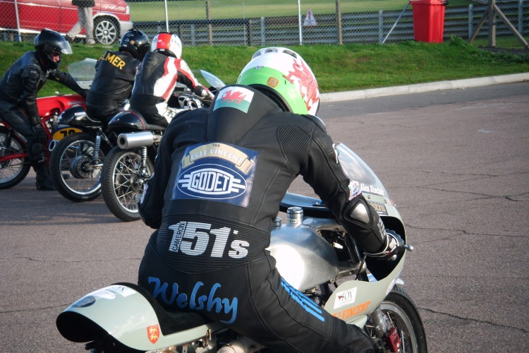 Snetterton, October 11, 2014 Pre-grid Photo © Philippe Damico