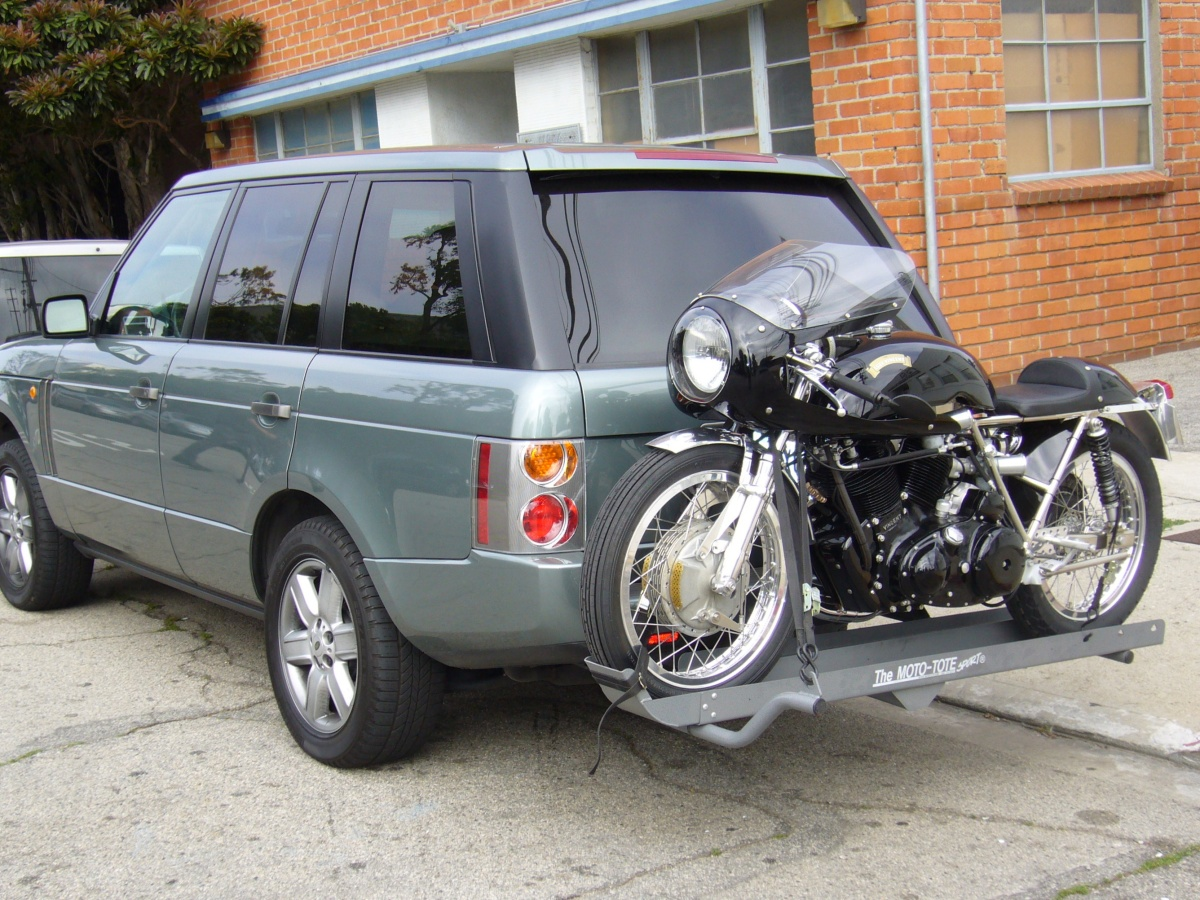 Need Ideas To Tow Your Bike Here Are A Few The Egli
