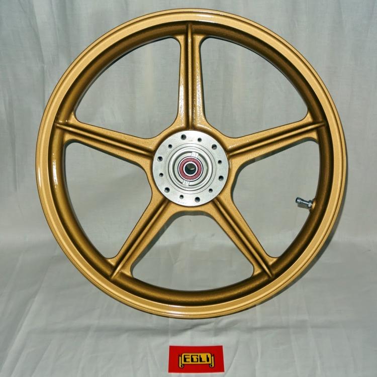 Front wheel 2.5'' x 18''