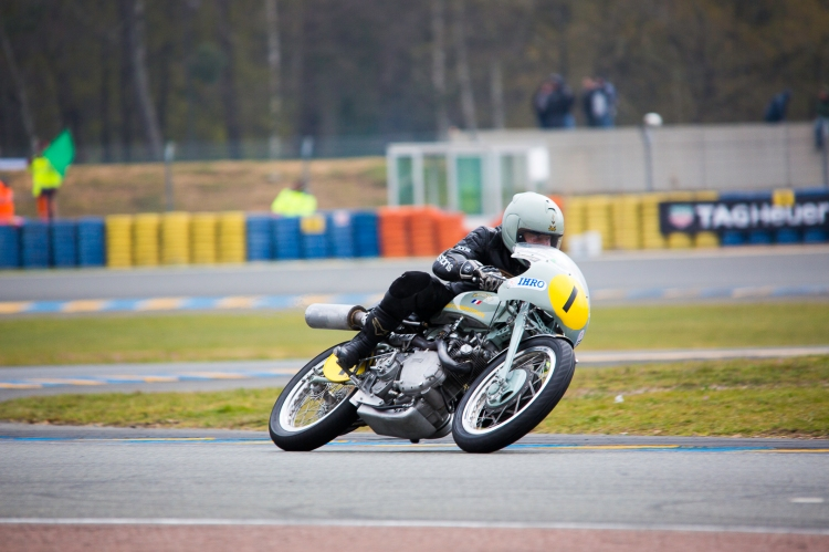 #01, Grey Flash, Vincent, Leroy Bruno, CAP 499, Year 1969, Cat IHRO1 500, 24 Hours Moto - International Historic Racing Organisation (IHRO)